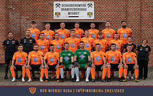 Thüringenliga-Team